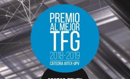 Resumen de la entrega de premios a los mejores TFG y presentación de la nueva edición