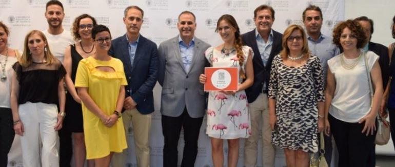 Las ganadoras del concurso de Tejido Jacquard expondrán en la feria especializada Home Textiles Premium de Madrid