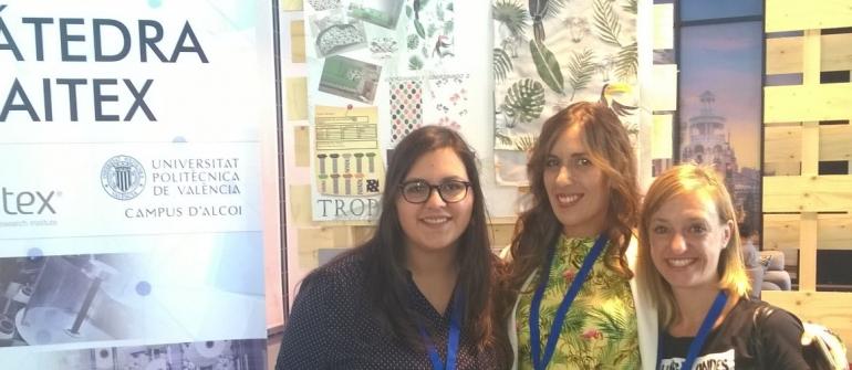 La Feria Home Textiles Premium de Madrid ya conoce a las premiadas del concurso de Tejido Jacquard