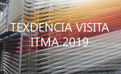 ITMA Barcelona 2019.