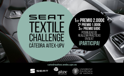 Lanzamiento: Seat Textile Challenge 2020.