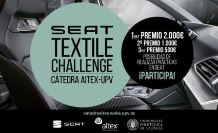 Sesión de creatividad: Seat Textile Challenge 2020.