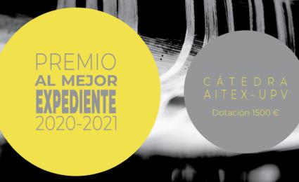 Premio al Mejor Expediente Académico 2020-2021