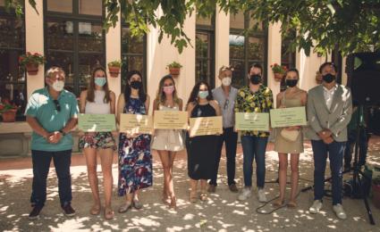 Entrega de premios – VI Concurso de Diseño para Textil Hogar de la Cátedra AITEX